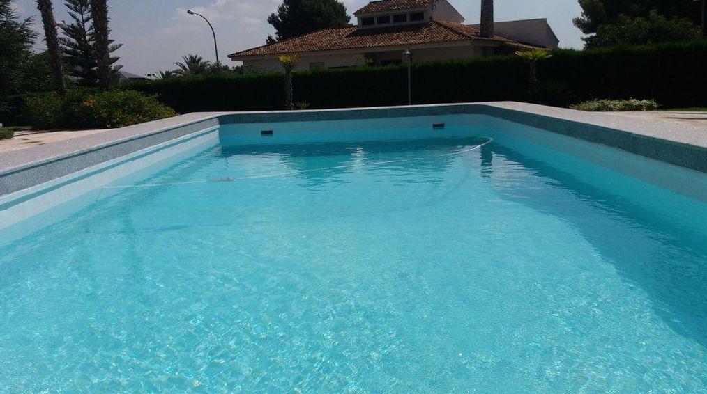 Servicio técnico de piscinas en Valencia