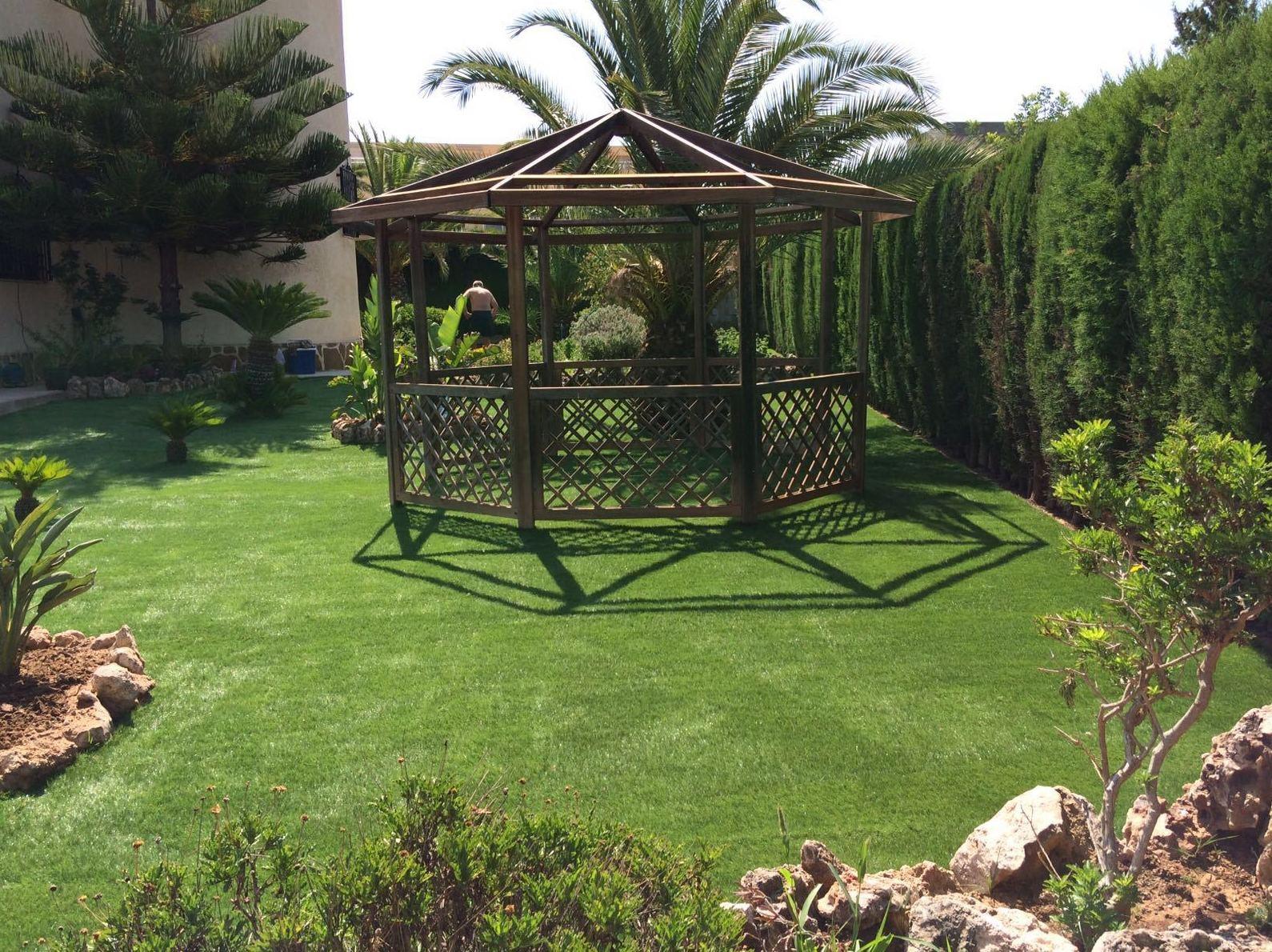Diseño de jardines en Valencia