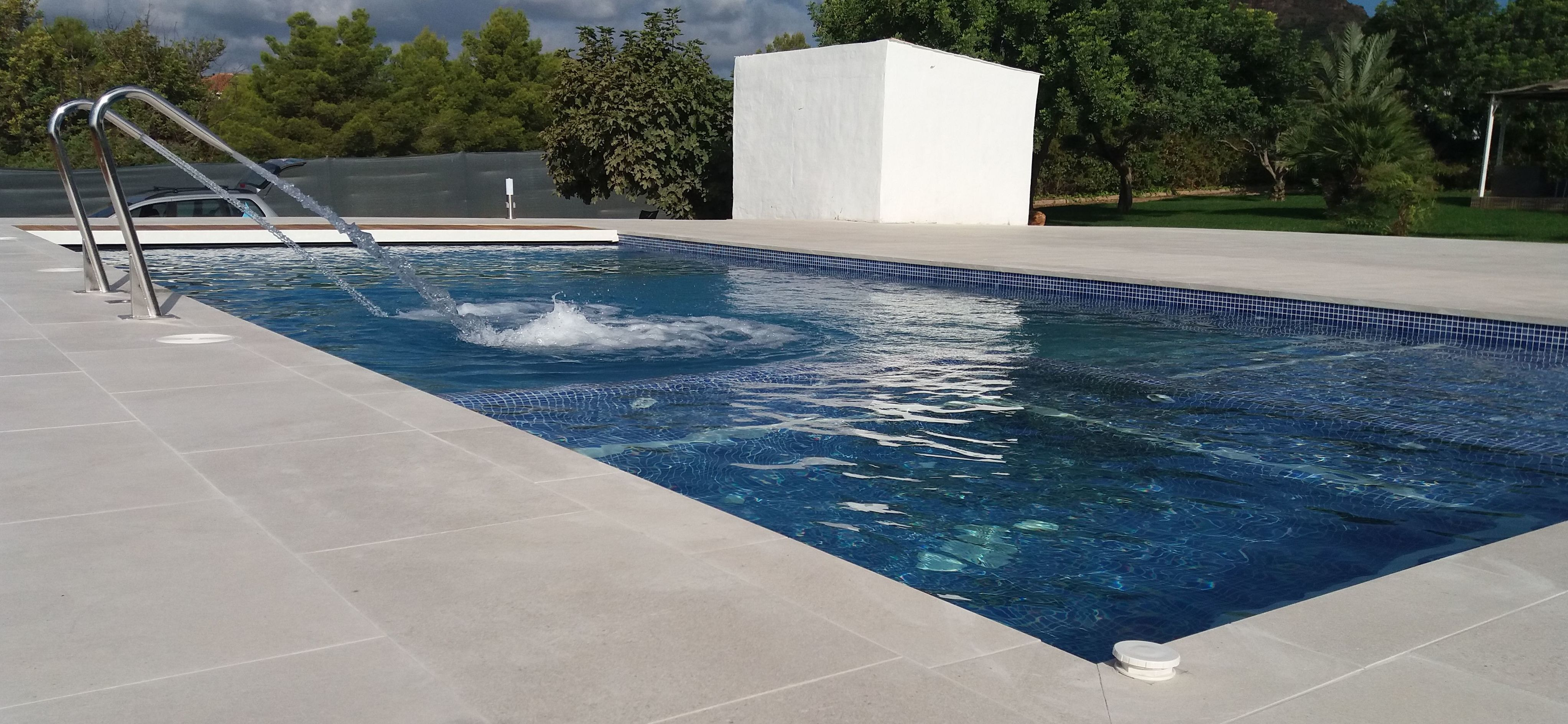 Foto 12 de Diseño y mantenimiento de piscinas en  | Project Pool Piscinas