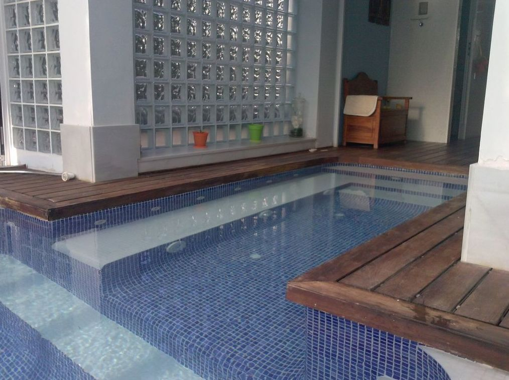Diseño de piscinas en Valencia