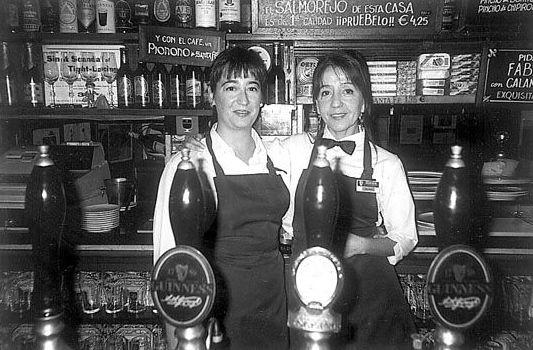 Camareras de nuestro bar