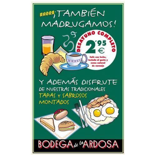 El despertar de un taberna con solera: Cocina Madrileña de Bodega de La Ardosa