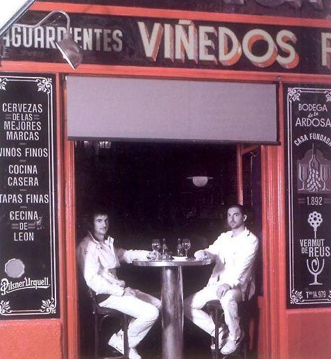 Cervecería en Madrid