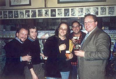 Els Joglars en nuestro bar
