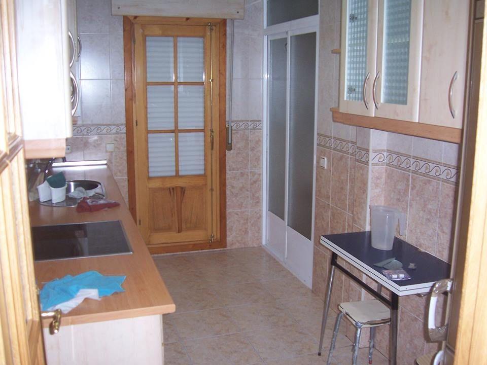 Muebles de cocina a medida en Las Navas del Marqués