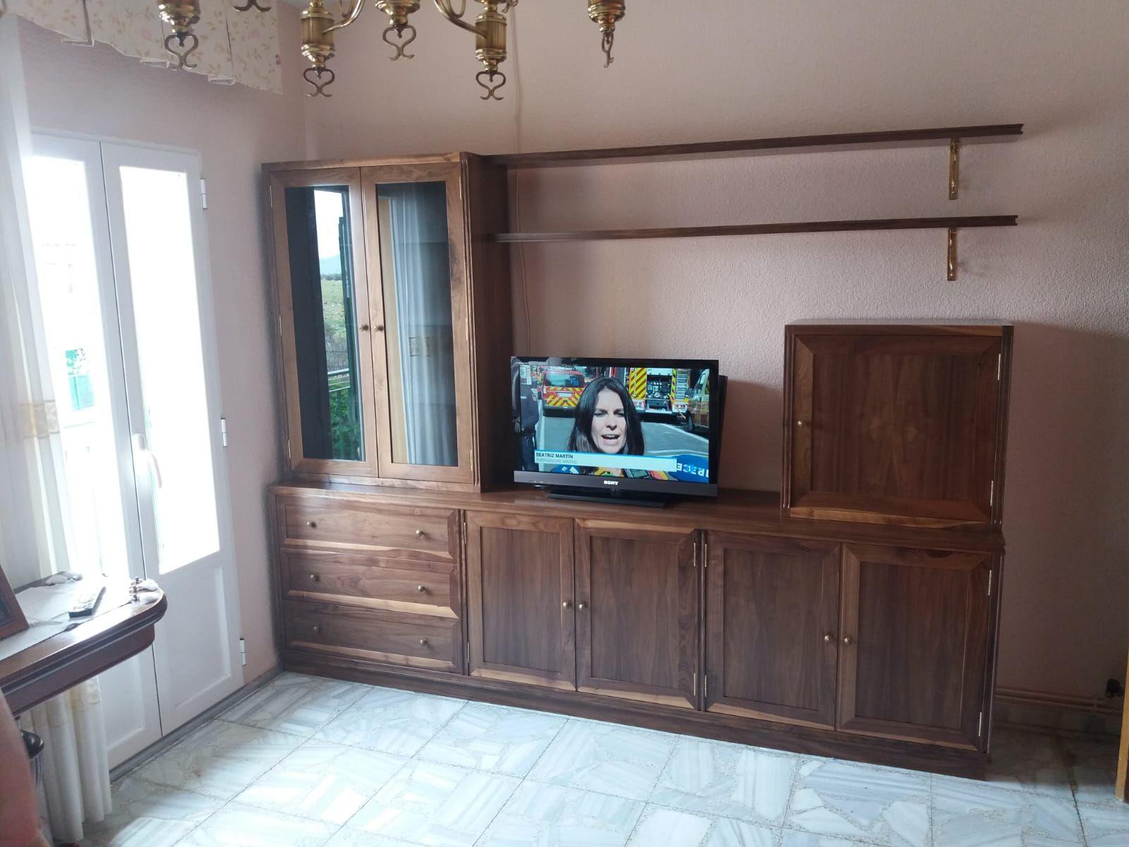 Muebles de salón en Las Navas del Marqués Ávila