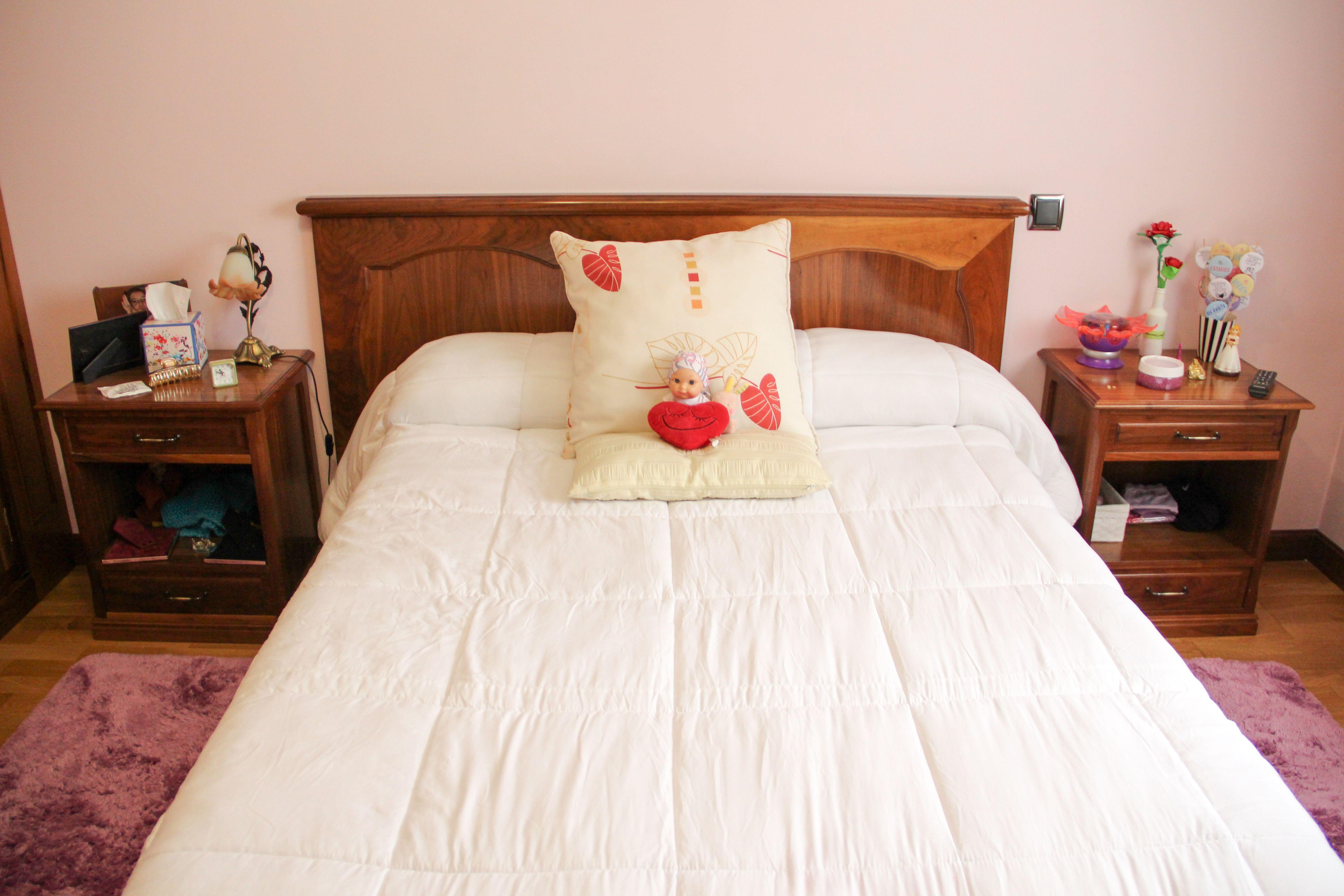 Muebles de dormitorio en Las Navas del Marqués Ávila