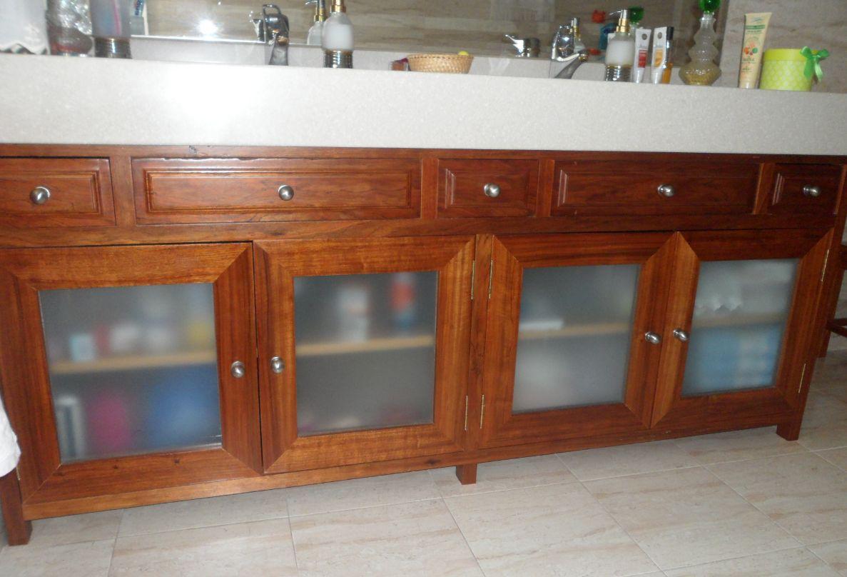 Muebles a medida para el baño en Las Navas del Marqués