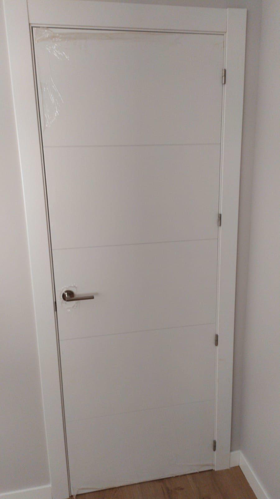 Última tendencia en diseños de puertas