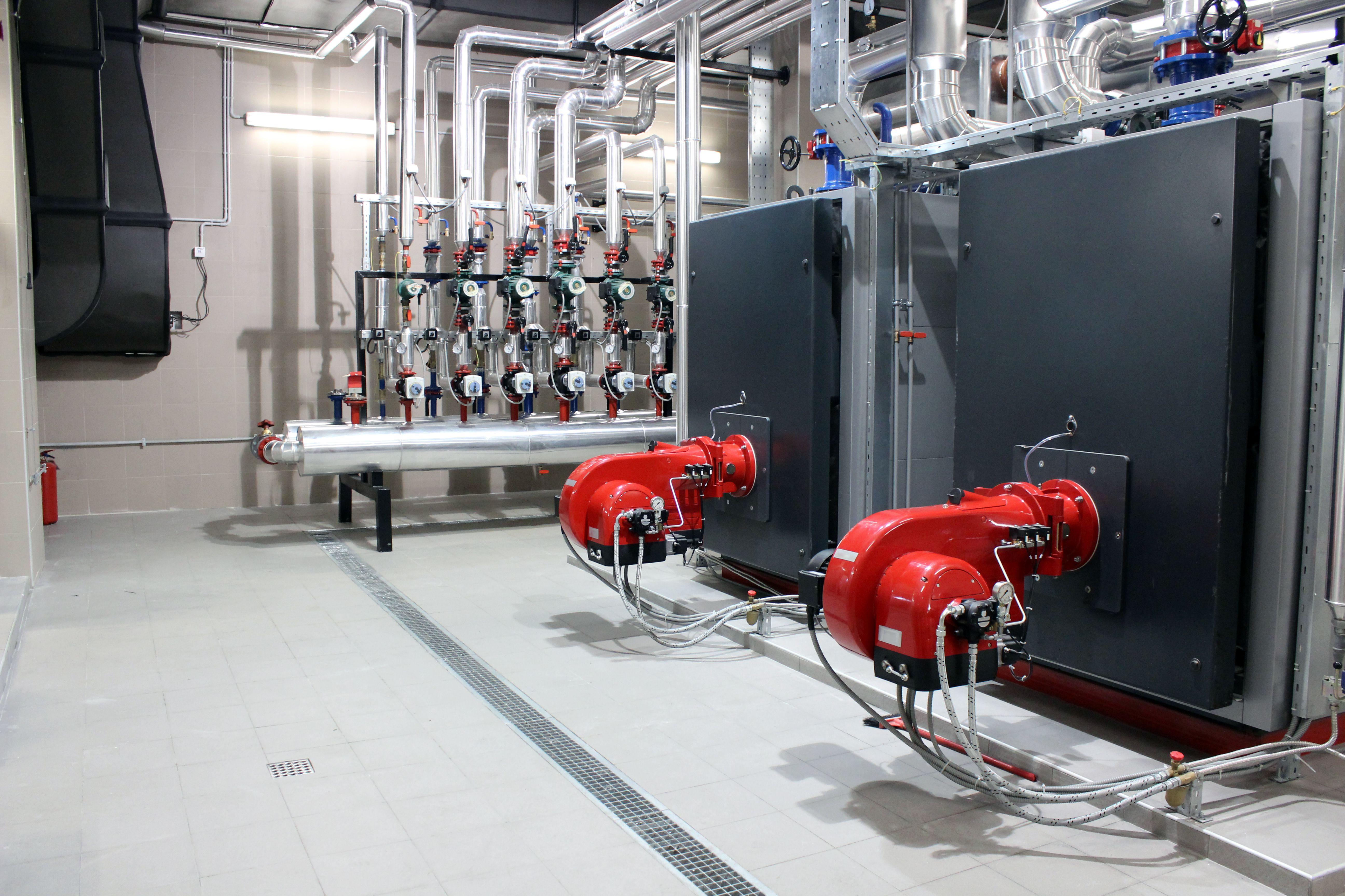 IInstalación tuberías agua caliente y calefacción en Zaragoza