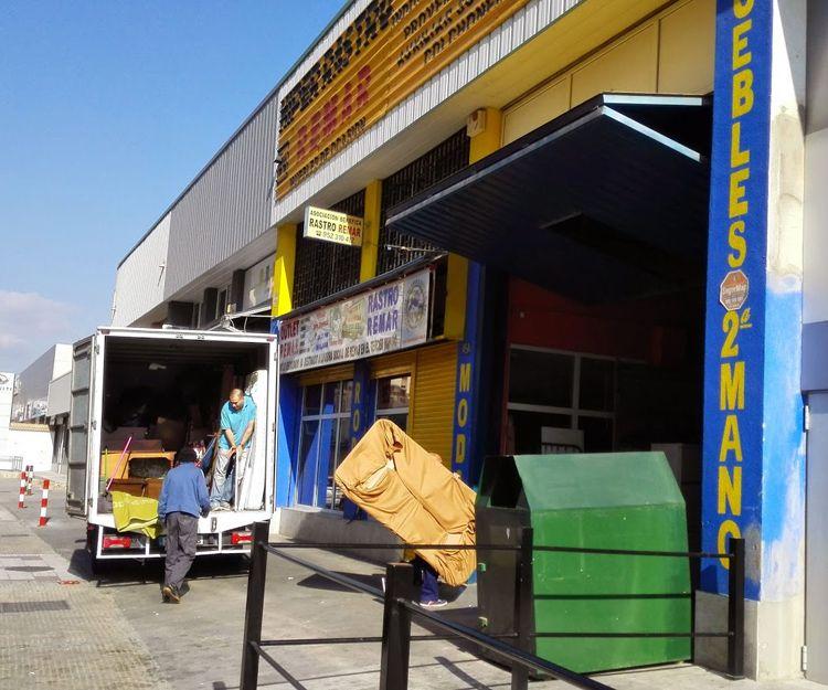 Foto 7 de asociaciones de ayuda en m laga remar m laga - Remar recogida muebles ...
