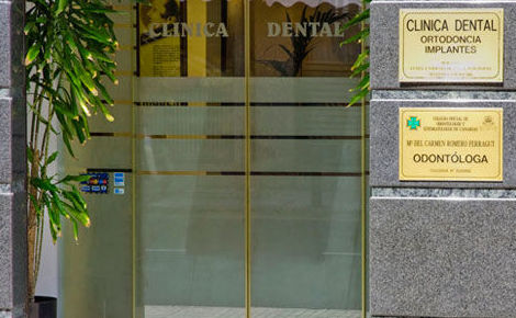 Clínica dental Maricarmen Romerno en Arrecife, Las Palmas