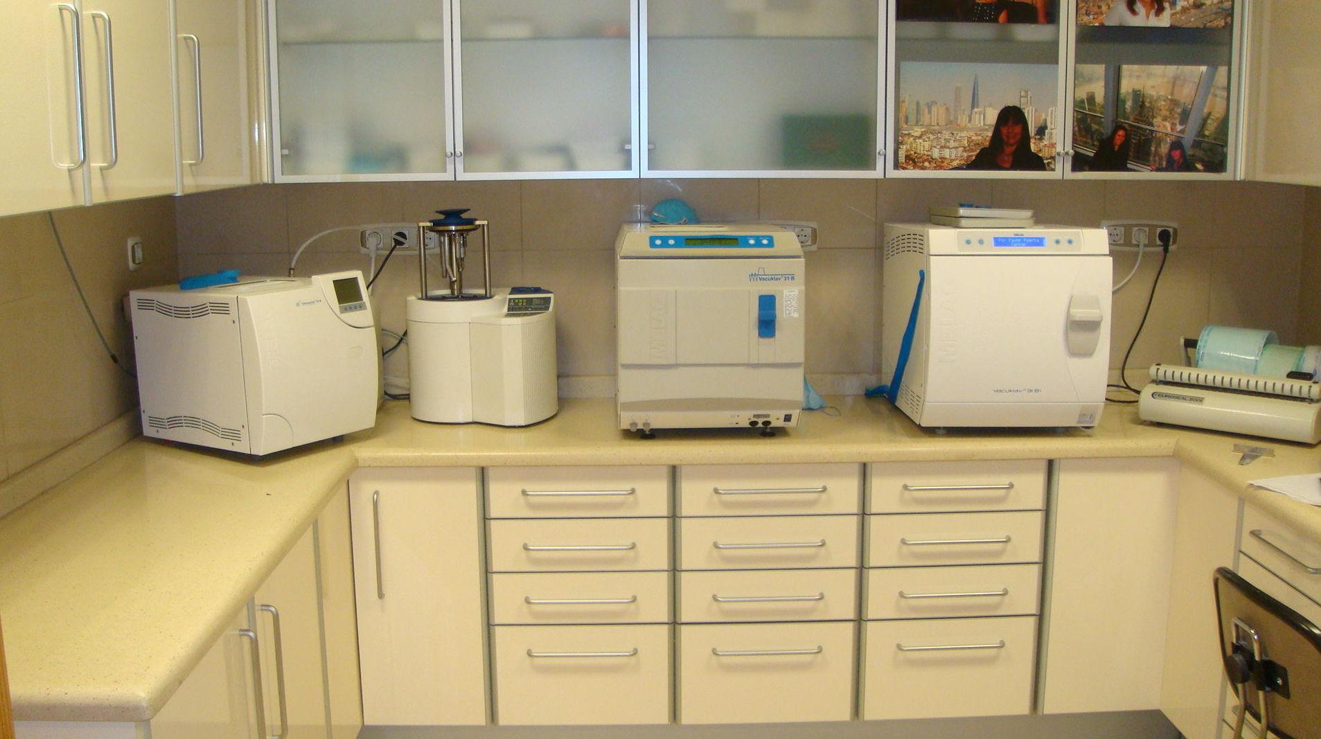 Incorpora las últimas tecnologías y avances del mundo dental