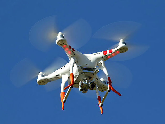 Fotogrametría por drones: Servicios de Stadia