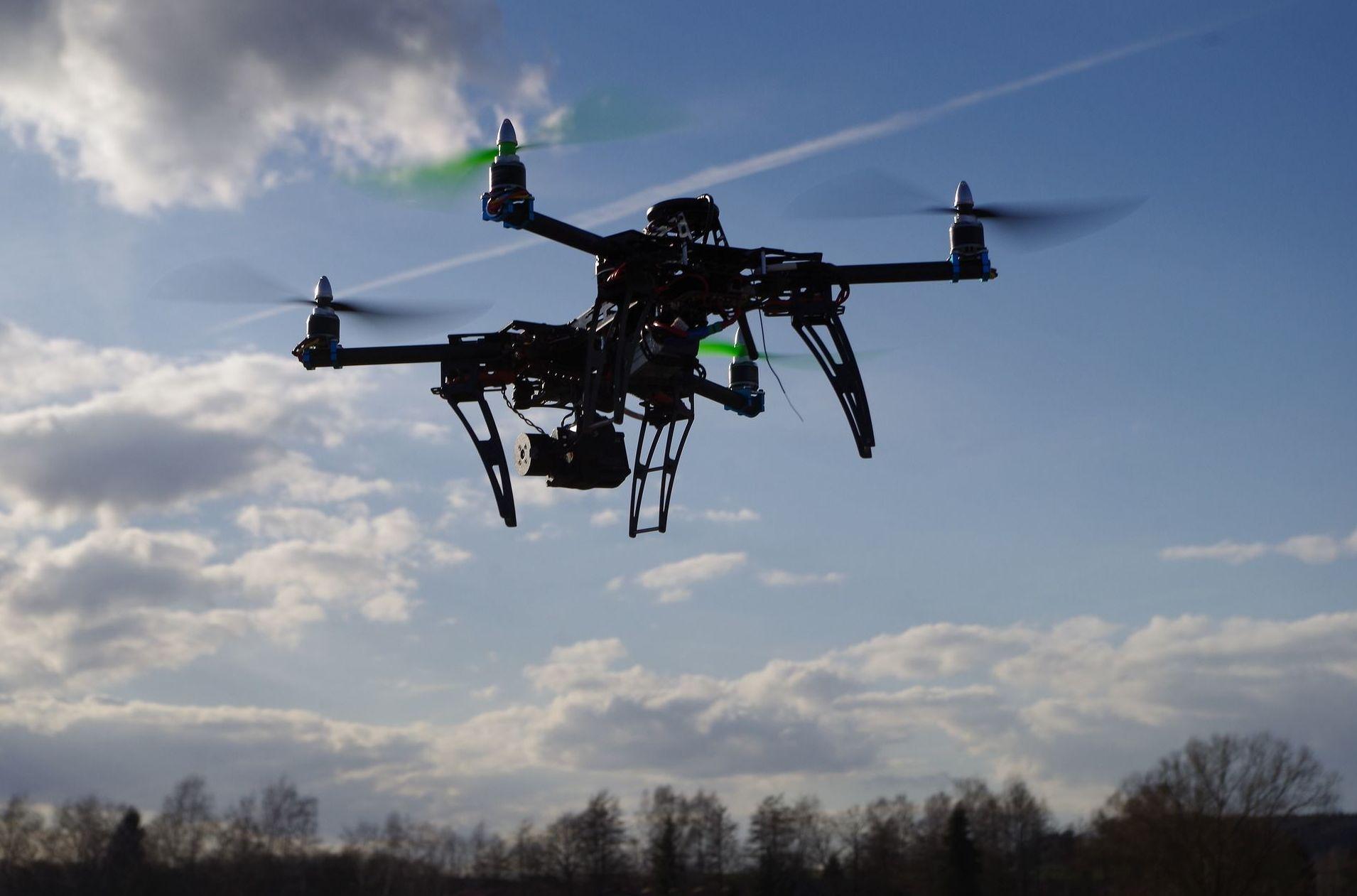 Fotometría por drones