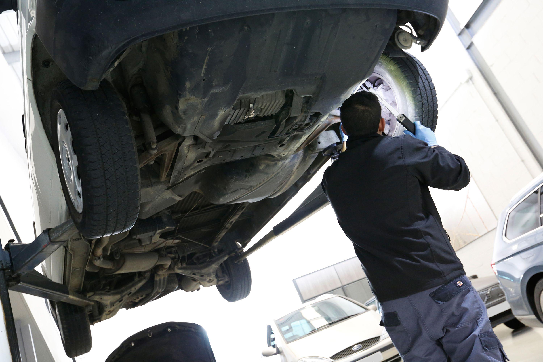 Mecánica y mantenimiento del automóvil en Getxo