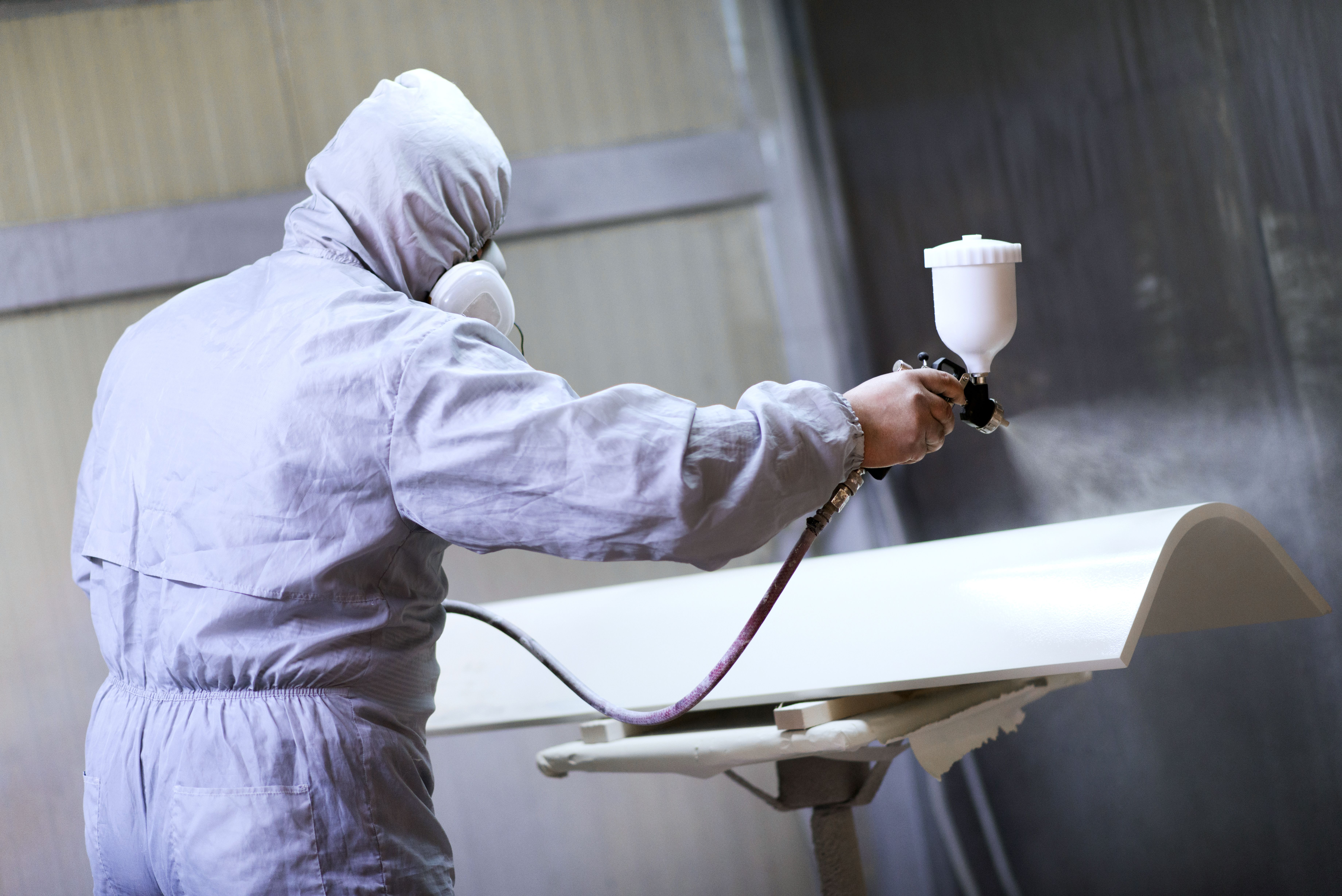 Servicios de chapa y pintura en nuestro taller mecánico en Getxo