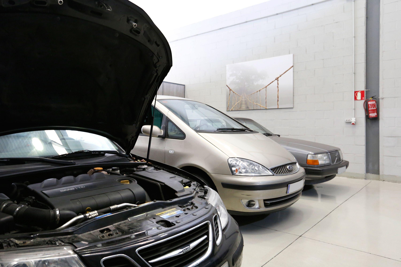 Taller especializado en diagnosis del automóvil en Getxo