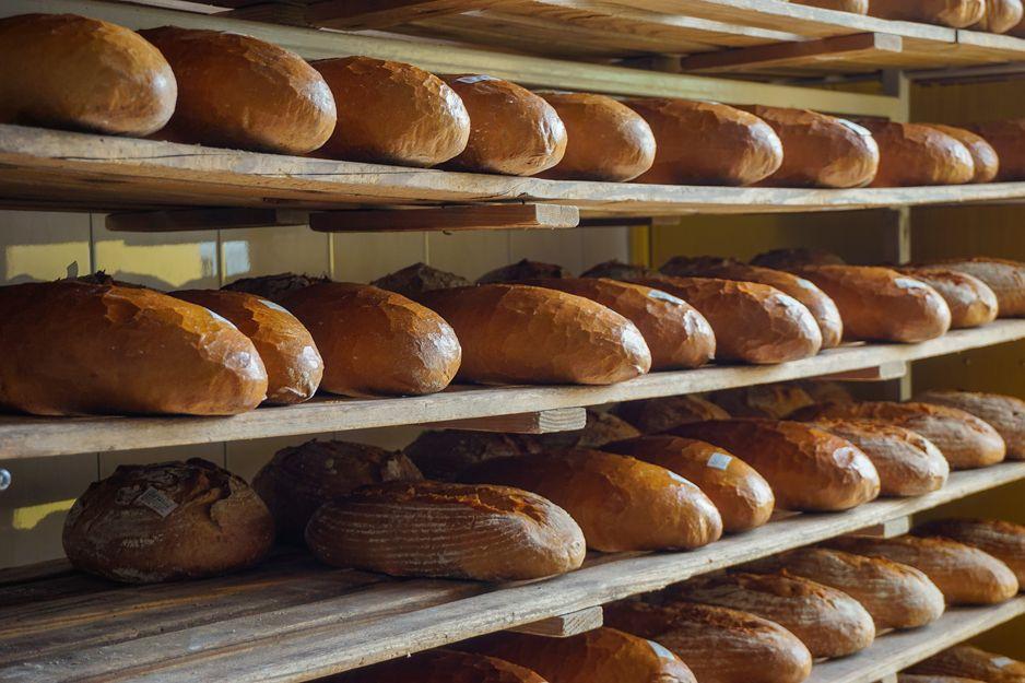 Mayorista de pan en Costa Adeje, Tenerife