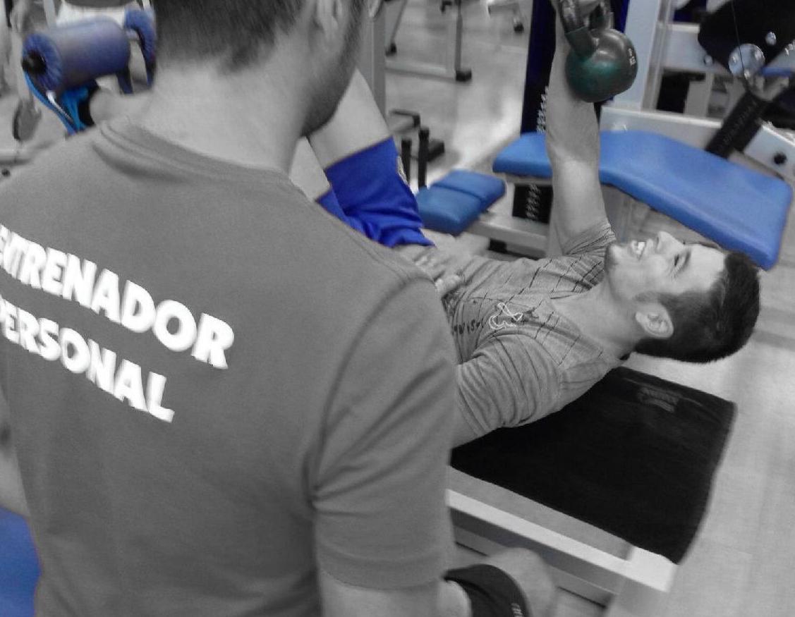 ENTRENAMIENTO PERSONAL.: Actividades deportivas de Body Factory Pasillo Verde
