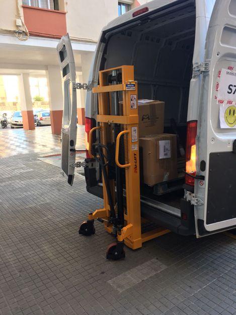 Transporte y mensajería nacional en Cádiz