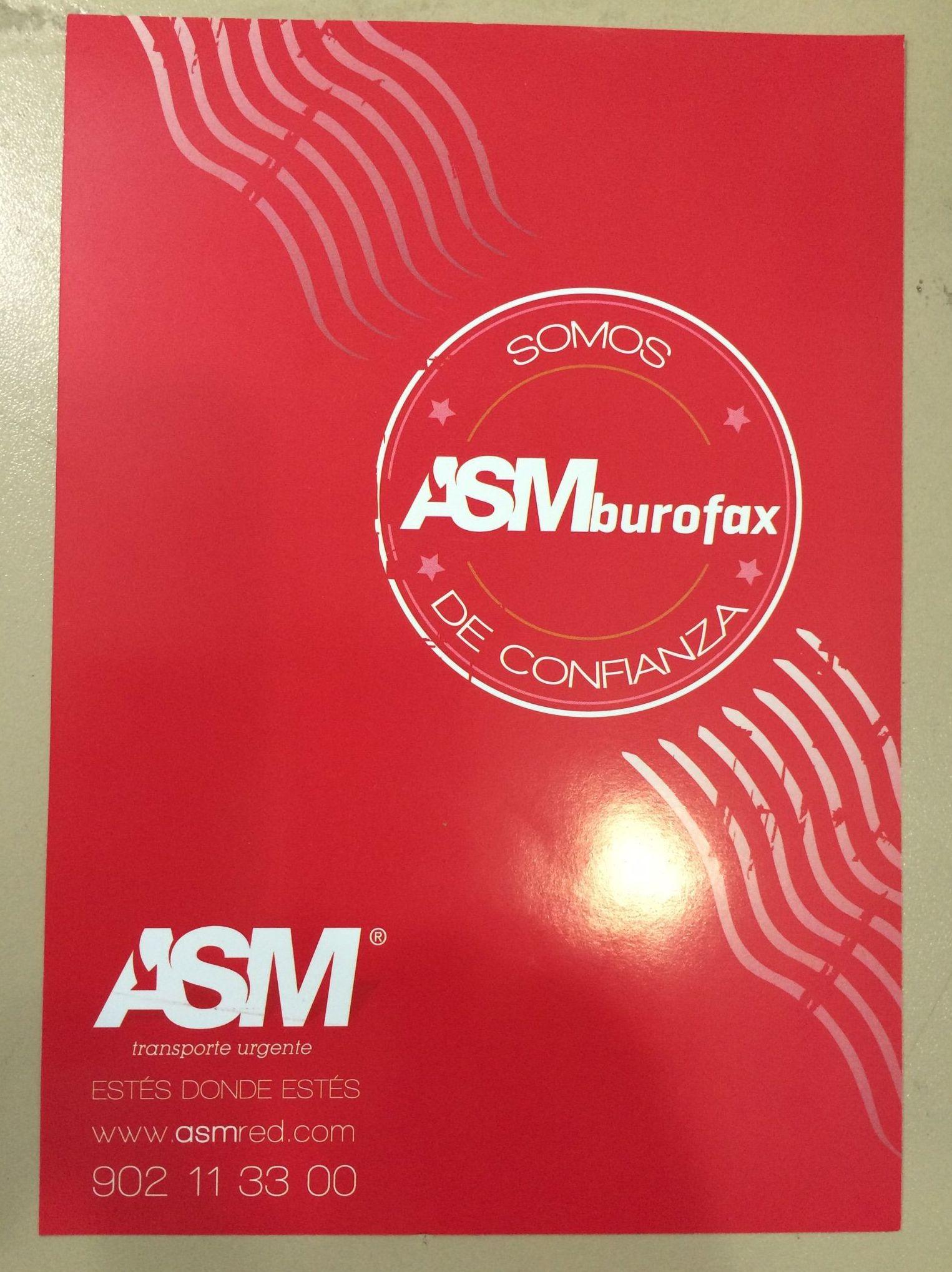 ASM burofax