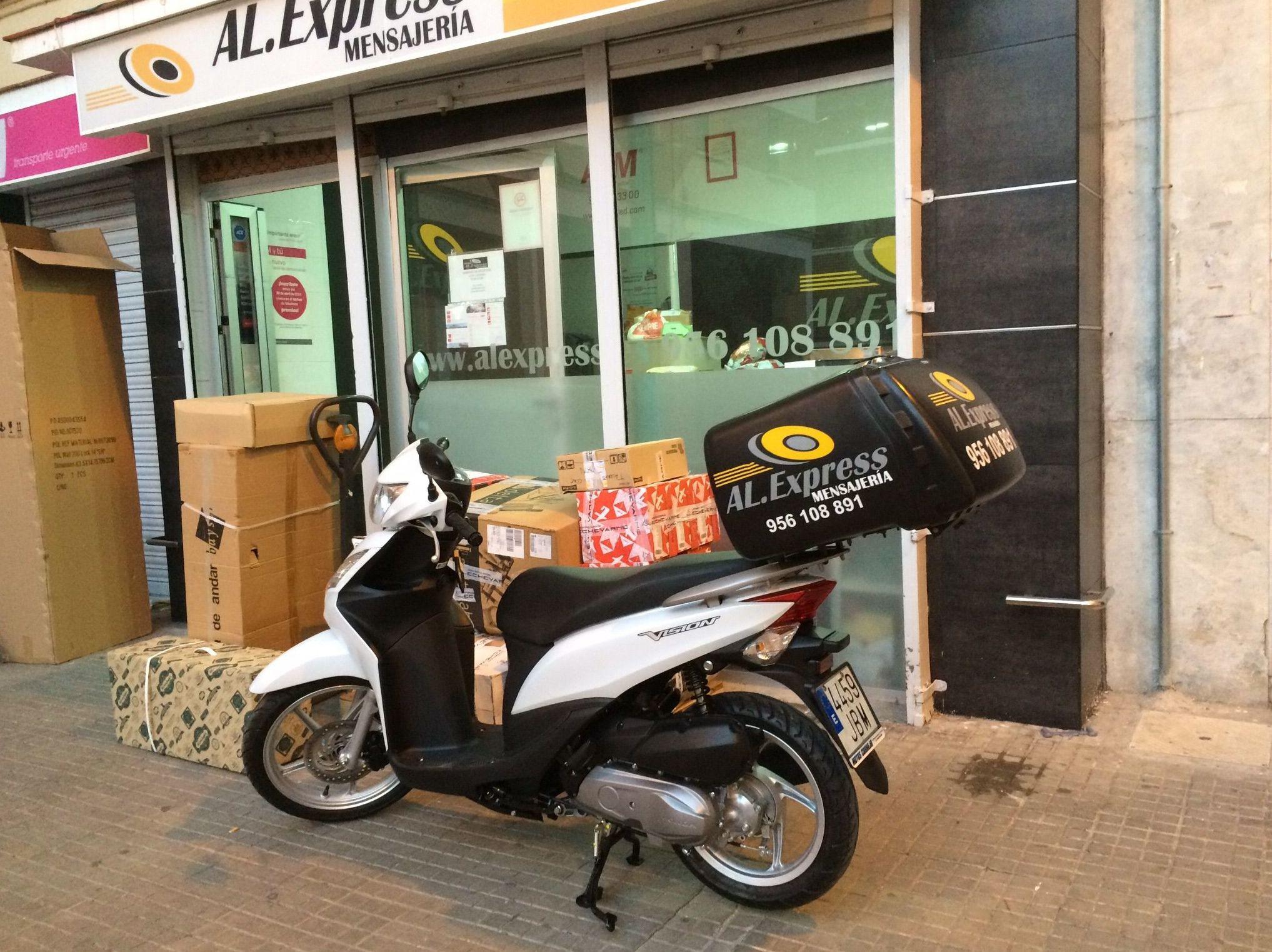 Nueva moto para urbanos.