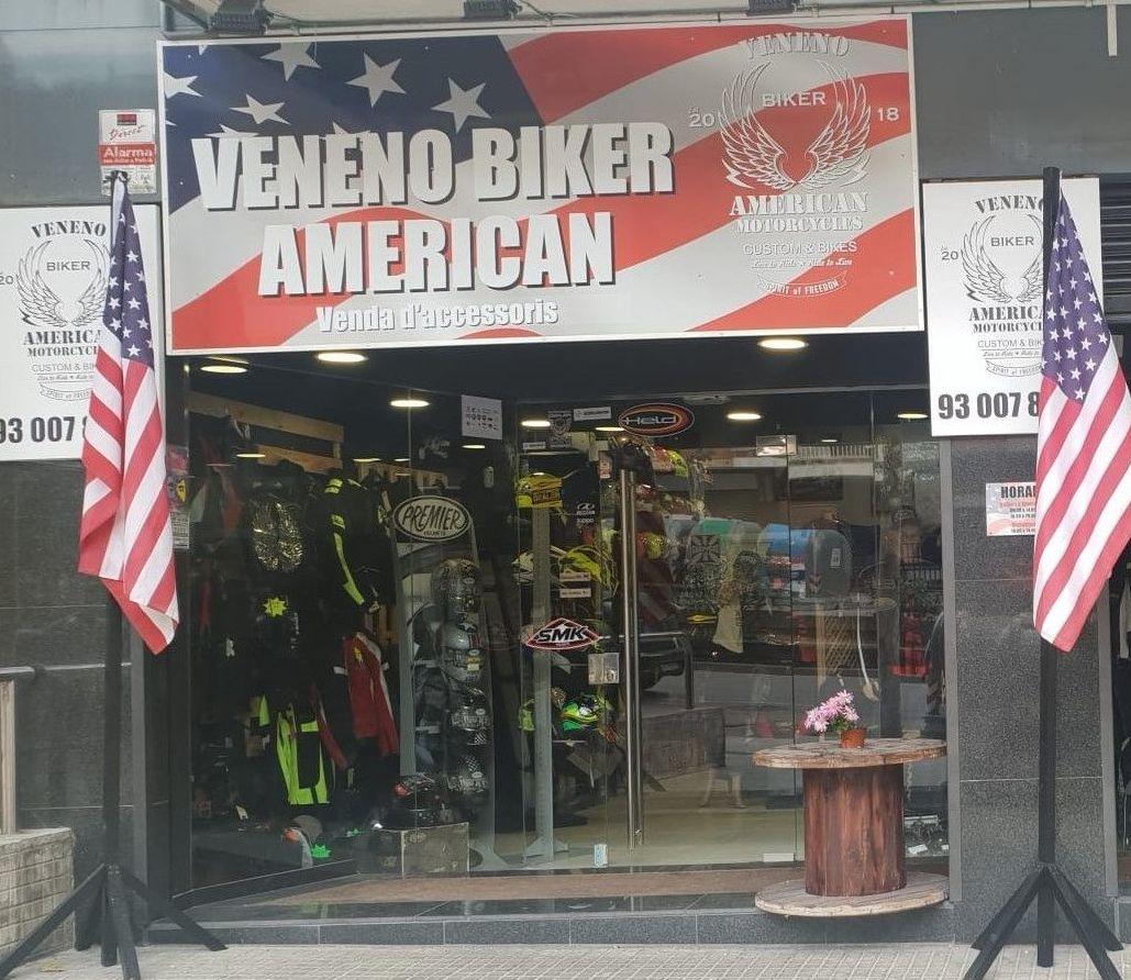 Foto 6 de Taller y tienda de motos en  | Veneno Biker American