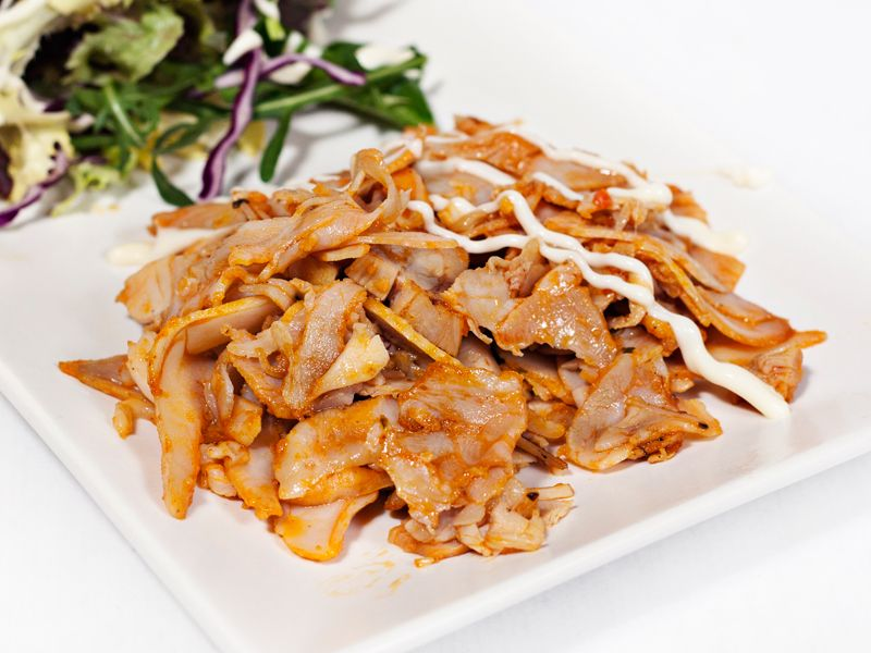 Carne kebab
