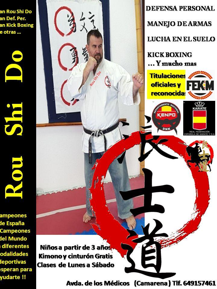 Foto 12 de Gimnasio especializado en    Rou Shi Do Fight Club