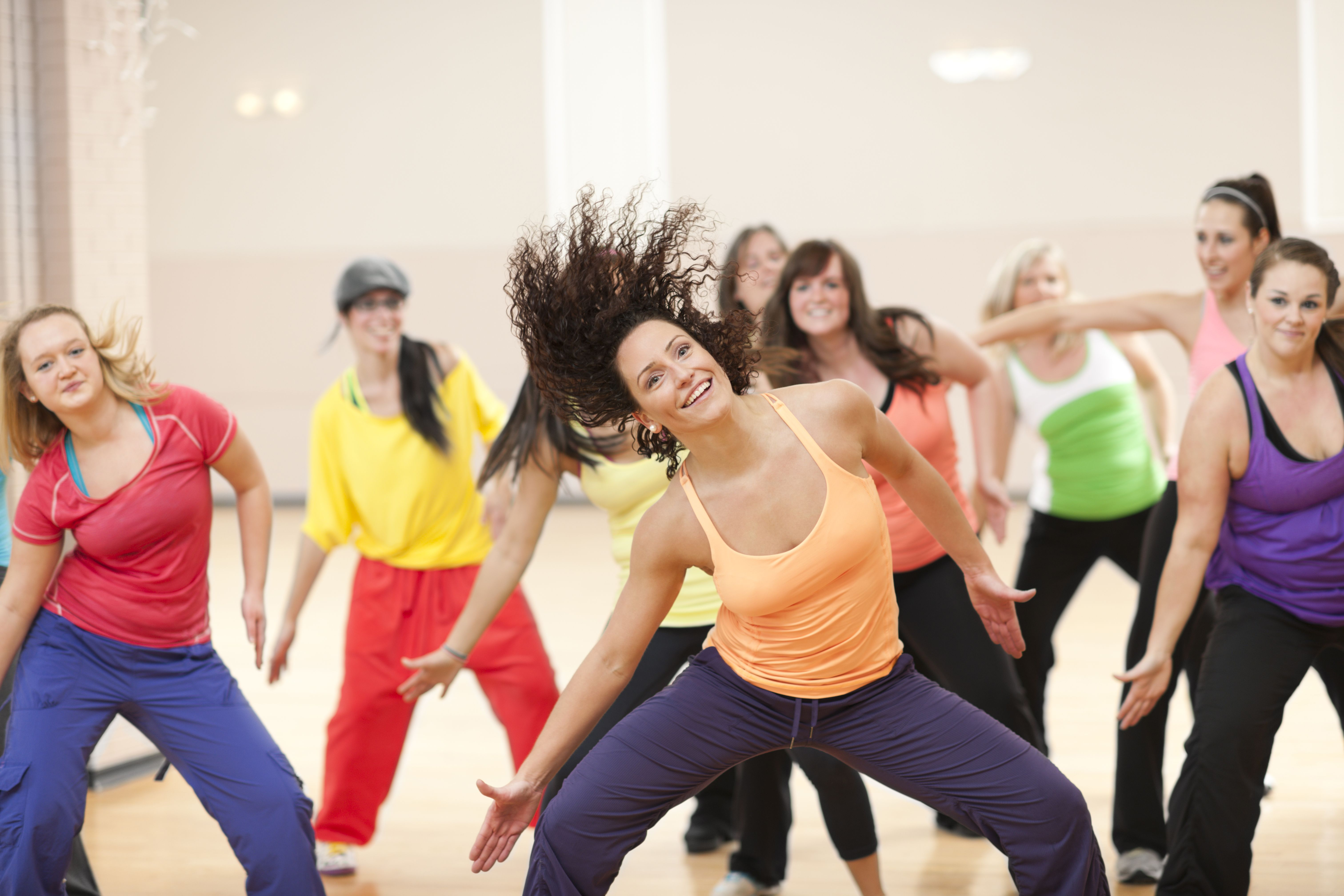 Zumba: Clases y gimnasio de Rou Shi Do Fight Club