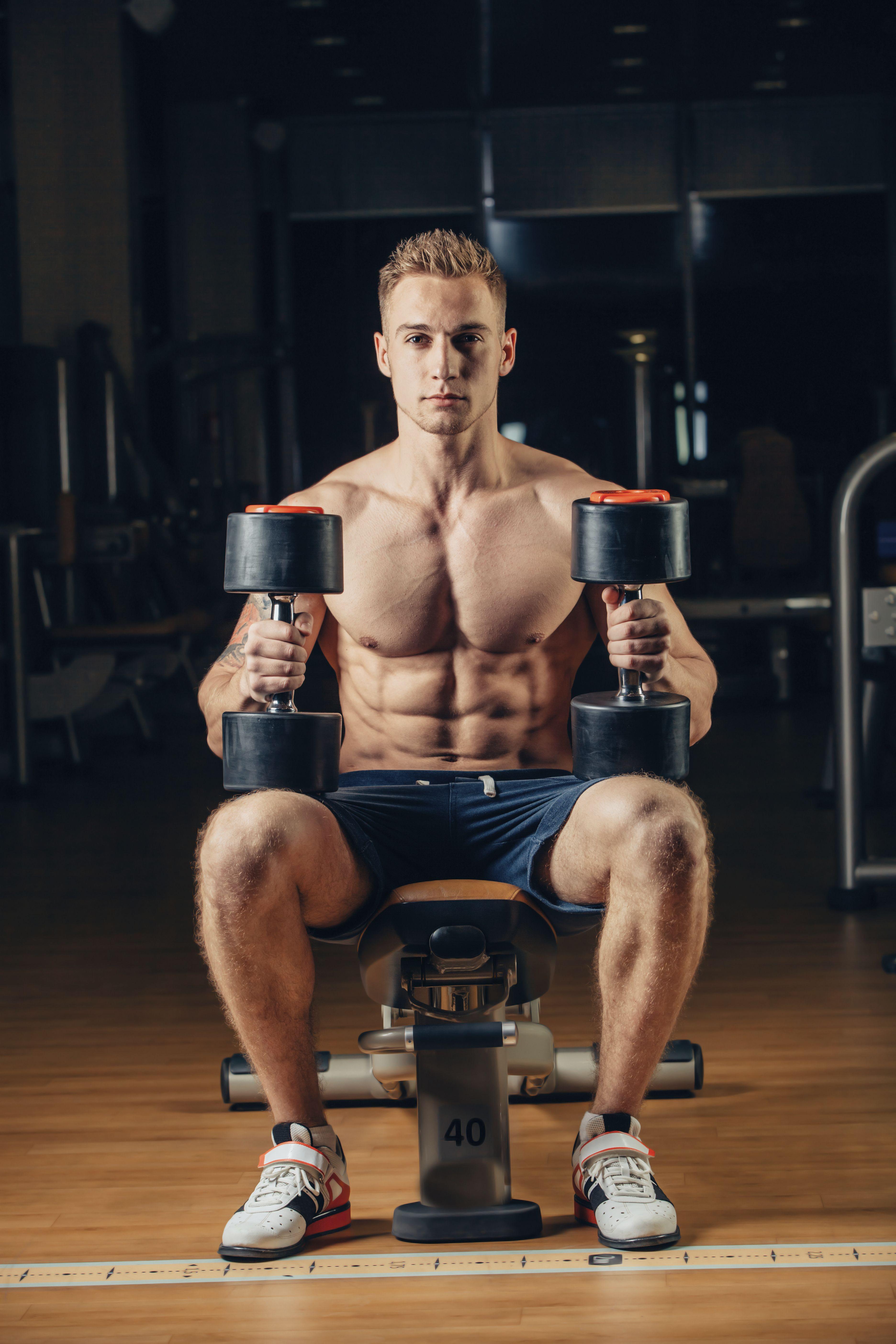 Musculación y tonificación: Clases y gimnasio de Rou Shi Do Fight Club