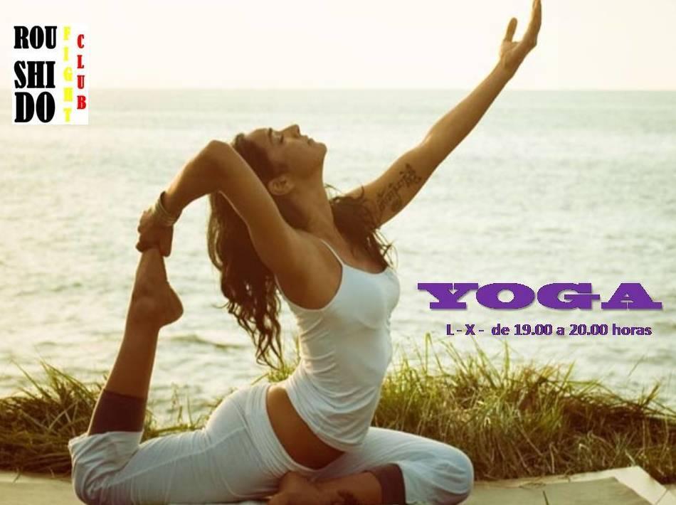 Yoga: Clases y gimnasio de Rou Shi Do Fight Club