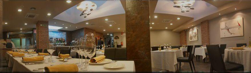 Restaurante especialista en carnes y pescados en Aranda De Duero