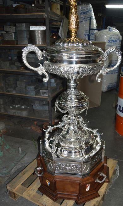 Venta de trofeos en Pozuelo de Alarcón