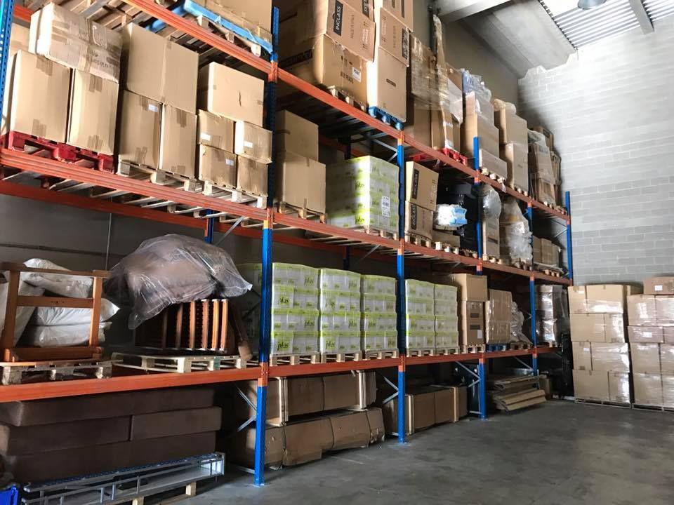 Almacenaje: Servicios de Serveis Logistics Yeray