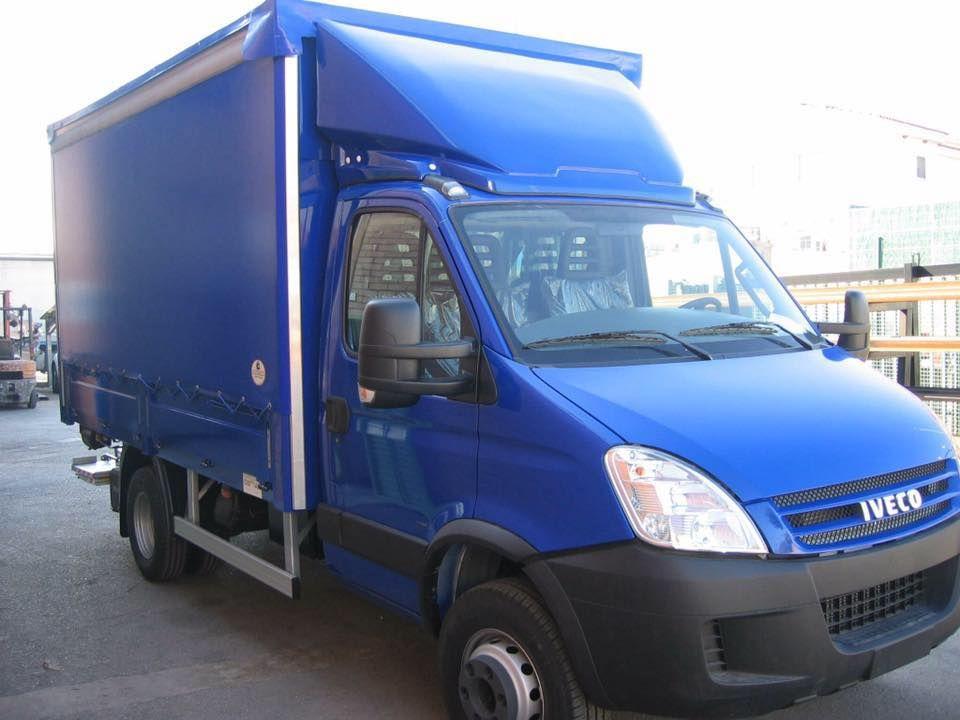 Transporte nacional: Servicios de Serveis Logistics Yeray