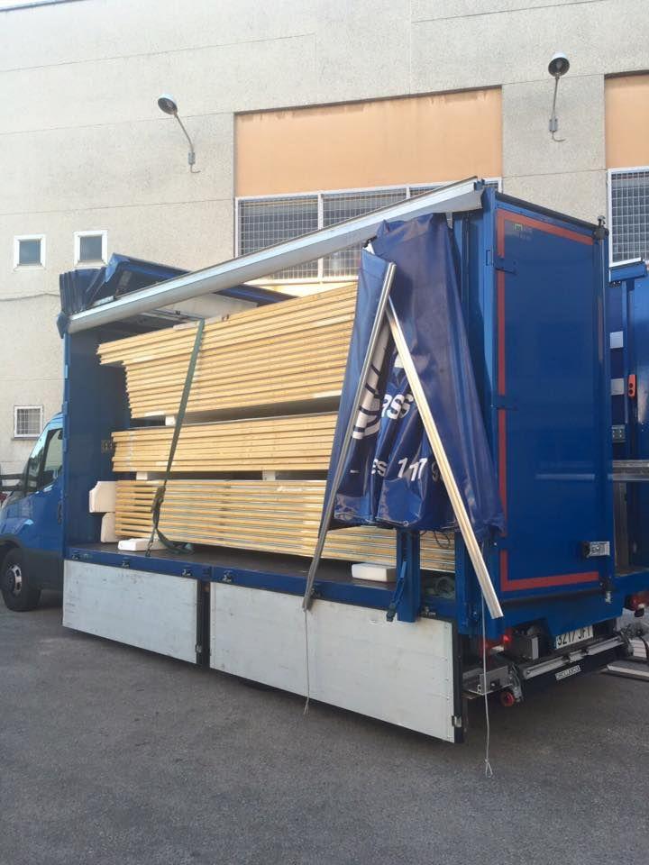Cargas grandes: Servicios de Serveis Logistics Yeray