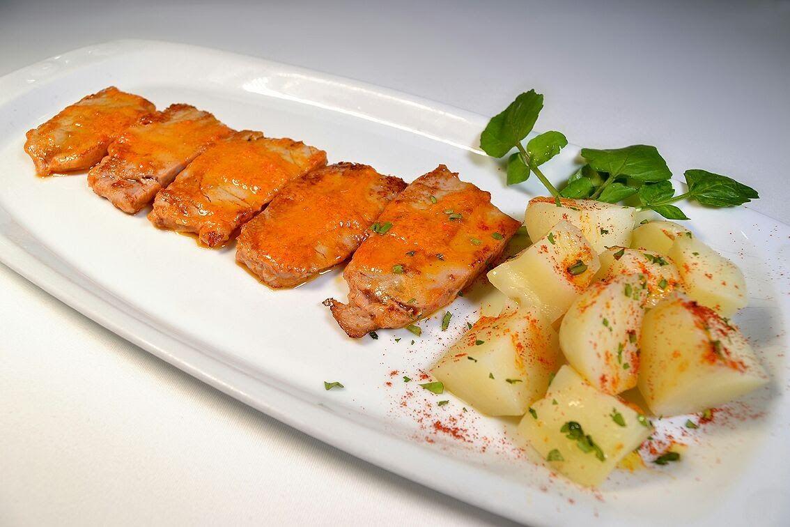 Canary Tasting Menu: Cartas y Menús de Restaurante De Cuchara