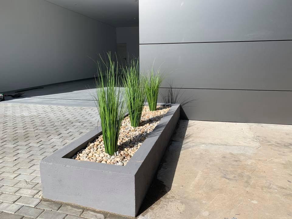 Jardines decorativos en Huelva