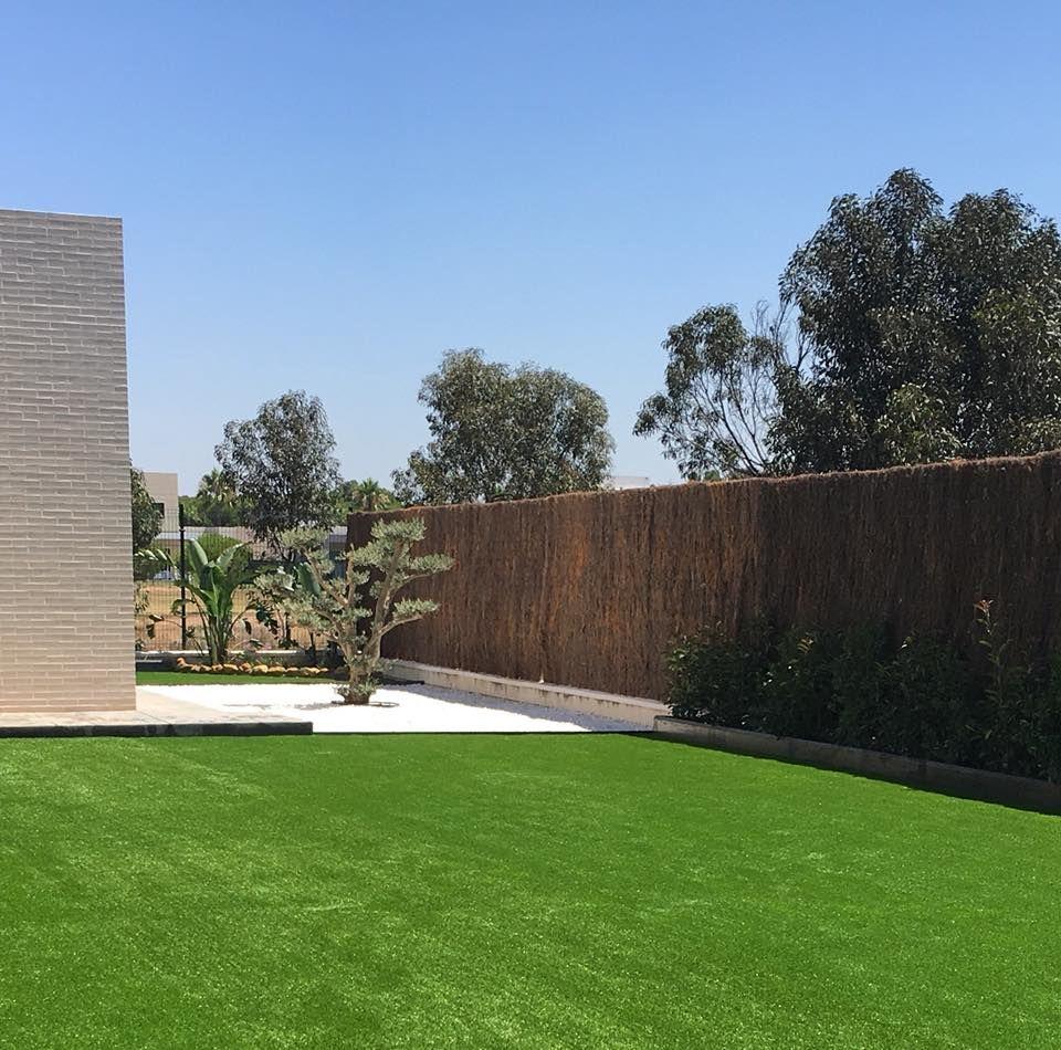 Jardines de bajo mantenimiento en Huelva