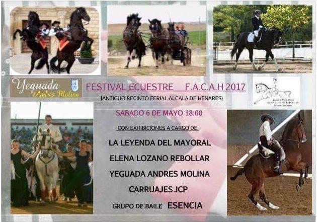 Festival Ecuestre F.A.C.A.H. 2017
