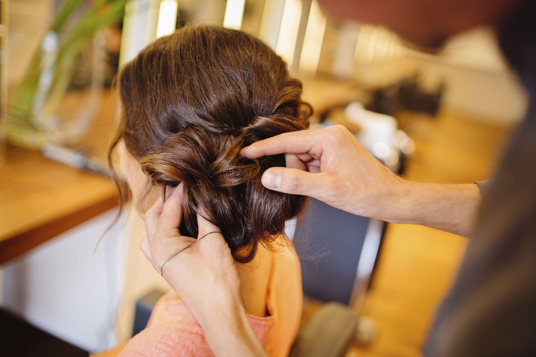 Peinado: Productos y servicios de Trasquilón Perruquers