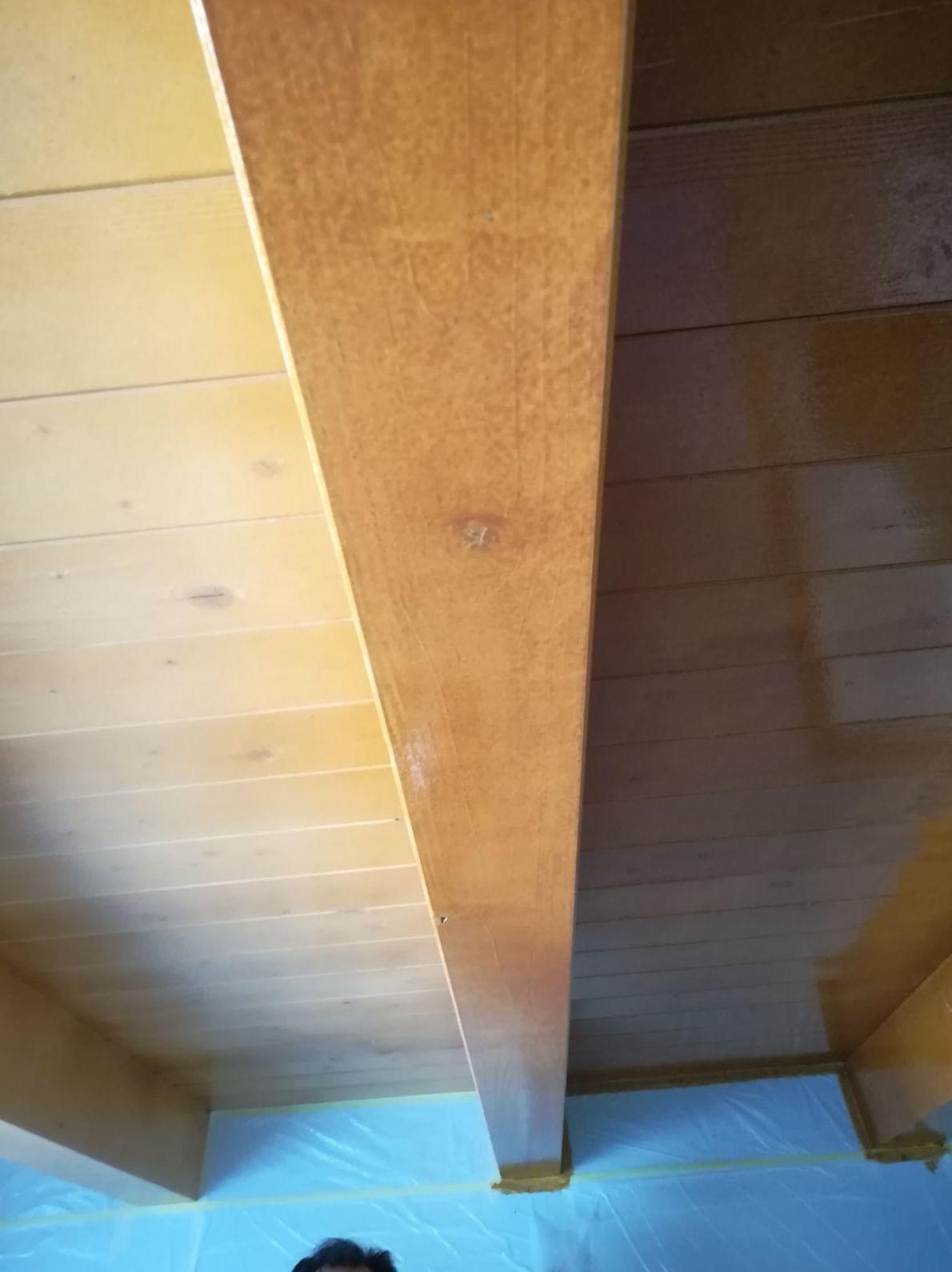 Techos de madera en anticarcoma