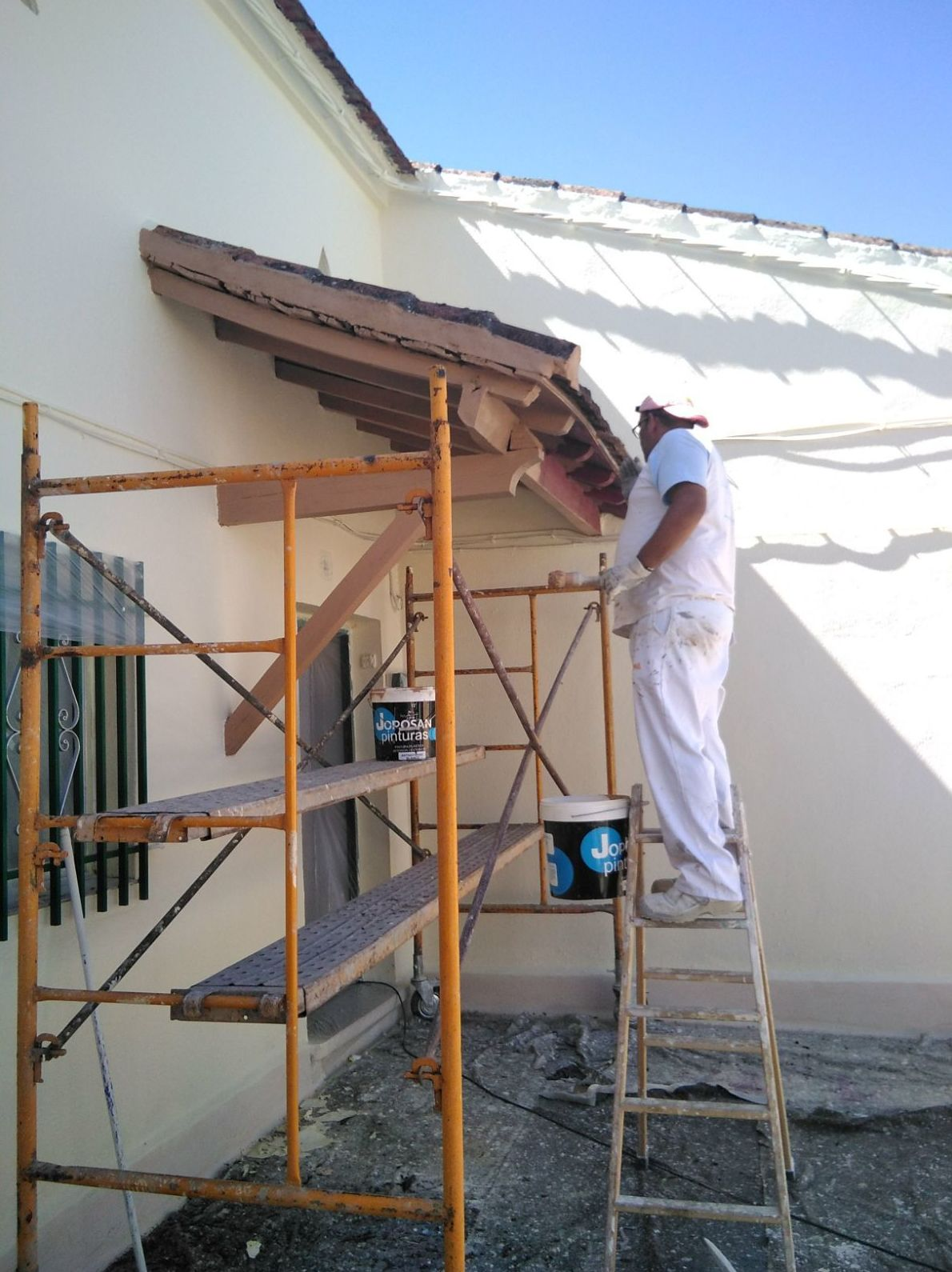 Foto 21 de Pintores en Peñaranda de Bracamonte | Pintores Hermanos Dosuna