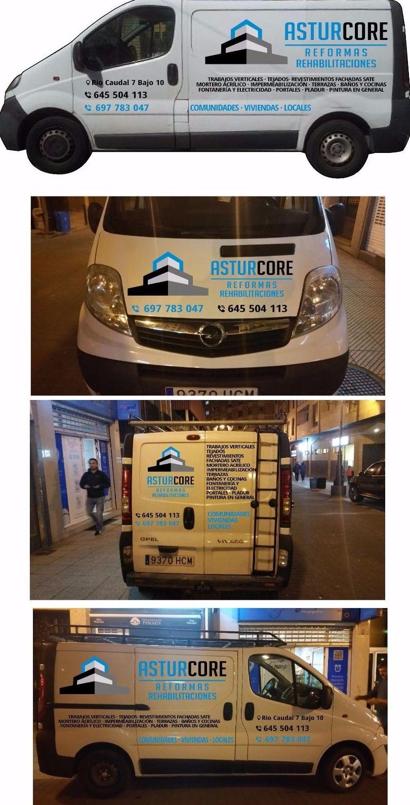 Foto 37 de Empresa de reformas en Oviedo | Asturcore