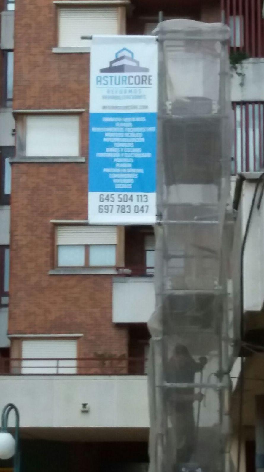 Foto 18 de Empresa de reformas en Oviedo | Asturcore
