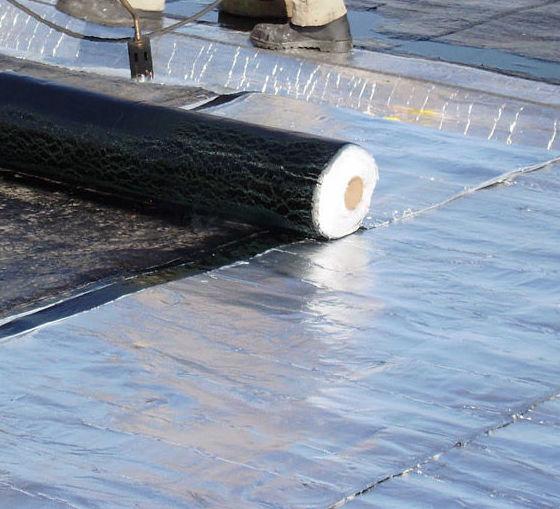 Trabajos de impermabilización de terrazas en Oviedo