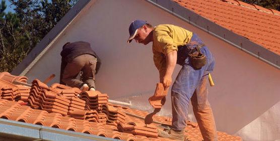 Arreglo de tejados en Asturas