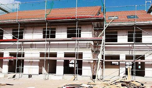 Rehabilitación de fachadas en Oviedo